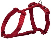 "Шлея ""TRIXIE"" для собак ""Premium H-harness"", (XL-XXL), 85-130см/38мм, красный"