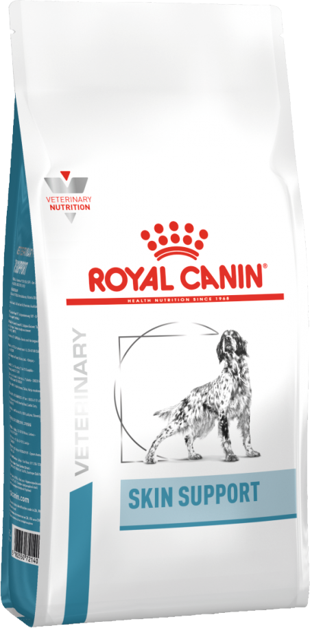 Royal Canin Skin Support диета для собак, 7 кг