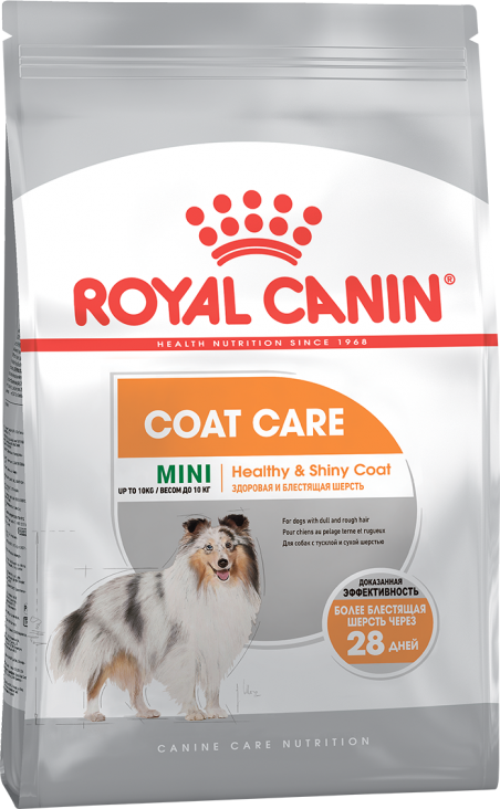 Mini Coat Care, 3 кг